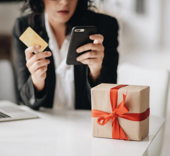 Cadeau de fin d'année: remercier vos salariés avec une carte cadeau